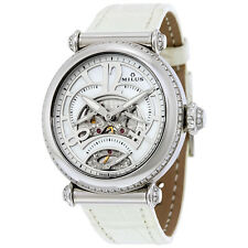 Milus Merea Mother of Pearl Dial Diamond Ladies Watch MERSP04