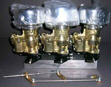 FORD FLATHEAD ,CHEVROLET,OTHERS, HOLLEY 94 3x2 Hot Rod Carburetors