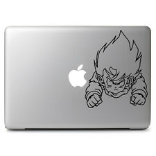 Dragon Ball Young Goku Flying Decal Sticker for Macbook Laptop Car Window SUV
