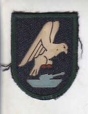 Org patch:   9th Fighter-Bomber Wing 1953-59  Belgian Air Force