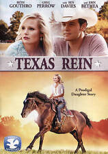 Texas Rein (DVD, 2016) Horse Movies, VERY GOOD.