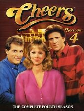 Cheers: The Complete Fourth Season [4 Discs] (2005, REGION 1 DVD New)