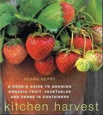 Susan Berry - Kitchen Harvest (2007) - Used - Trade Paper (Paperback)