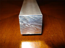 ALUMINIUM SQUARE BAR -  30mm x 30mm  x 300mm LONG NEW