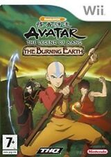 Avatar The Legend of Aang The Burning Earth NEW and Sealed Nintendo Wii
