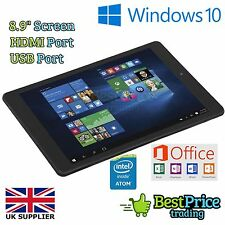 "Viglen Connect 8.9"" Windows 10 Tablet With MS Office Mobile Intel Atom 32GB HDD"