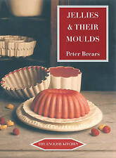Jellies and their Moulds - Peter Brears - Great Jelly book - New