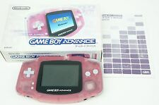 Nintendo Gameboy Advance Milkey Pink Console GBA Box Japan USED