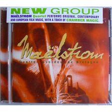 558 // QUARTET A CORDES DE BRETAGNE - MAELSTROM QUARTET (CD) NEUF