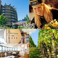 Weekend Vacanza 4 * Hotel Victor 's Residenz Frankenthal Palatinato 3 giorni 2 persone