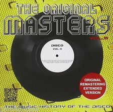 THE ORIGINAL MASTERS DISCO VOL.11 EXTENDED TRACKS NUOVO NEW MINT COSMIC MECCA DJ
