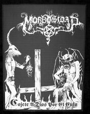 Morbosidad - Cojete A Dios por el Culo (USA), Backpatch