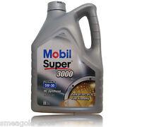 Mobil Super 3000 X1 Formula FE 5W-30 Motoröl 5 Liter Ford WSS-M2C 913-A/-B/-C