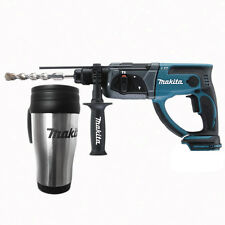 Makita DHR202Z DHR202 18v LXT Lithium-ion SDS Drill + FREE Makita Stainless Mug