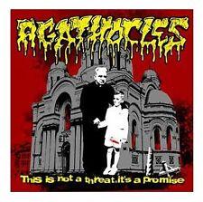 Agathocles - This Is Not A Threat ++ CD ++ NEU !!