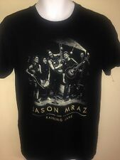 JASON MRAZ & RAINING JANE 2015 TOUR SMALL T-SHIRT POP ROCK