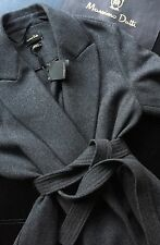 NWT Limited Edition Belted MASSIMO MASSIMO DUTTI Coat RRP329 Size M