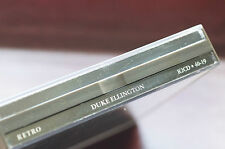 Rare Duke Ellington Gold Collection 2 GOLD Cds Boxset 40 Tracks on Retro Mint