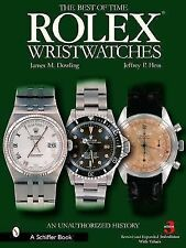 Rolex Wristwatches: An Unauthorized History (Schiffer Book for Collectors), Gene