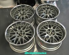 "JDM 17"" WORK VSXX 3PC Wheels Rims 5x114.3 Y33 Y34 Q45 S2000 240SX Z33 350Z SUPRA"