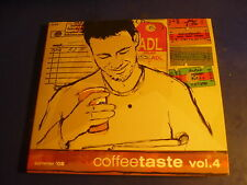 COFFEETASTE VOL 4 TOCO MYSTIC DIVERSIONS WILLY DE VILLE TAPE FIVE POCHILL RAR!
