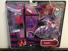 Monster High Fashion Set Operetta Sammlerzubehör SELTEN