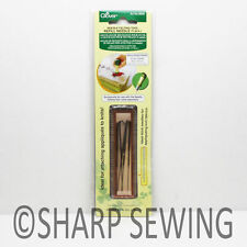 FELTING NEEDLE REFILL (HEAVY WEIGHT) 5 NEEDLES, 36 GAUGE #8906 BY CLOVER