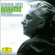 Brahms: The Symphonies (CD, Sep-2008, 3 Discs, DG Deutsche Grammophon)