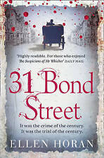 31 BOND STREET by Ellen Horan : WH4-B95 : PB059 : NEW BOOK