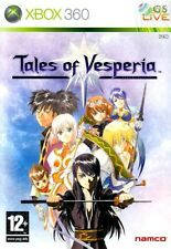 Tales Of Vesperia Xbox 360 * NEW SEALED PAL *