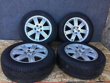 "RANGE ROVER HSE L322 OEM FRONT AND REAR SET 4 WHEELS RIMS 255/55 ZR 19"" INCHES"