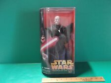 "Star Wars Darth Sidious 12""in Action Figure Revenge of the Sith Hasbro 2005"