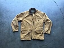 Polo Country Ralph Lauren Reversible Duck Canvas Hunting Barn Jacket Sz Med