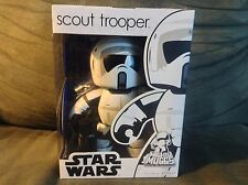 Star Wars Mighty Muggs Scout Trooper New in Box RARE