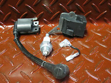 Chainsaw Ignition Coil for Baumr-AG SX72, SX82  72cc 82cc FREE SPARK PLUG
