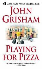 G, Playing for Pizza, John Grisham, 0440244714, Book