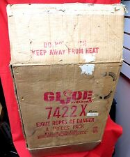 1964 VINTAGE GI JOE JOEZETA: ORIGINAL SHIPPING BOX :  #7422 AT 8 ROPES OF DANGER