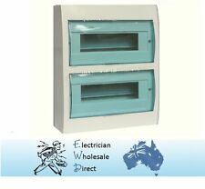 Switchboard 24 Way Pole Surface Recess or Flush Distribution Board