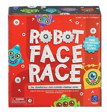 Educational Insights Robot Face Race Game (eii-2889) (eii2889)