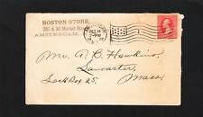 POULTRY Thum's Boston Store Ladies Goods Amsterdam NY 1902 Request Catalog z70