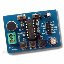 ISD1820 voice board voice module sound recording module on-board microphone #637