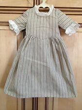 Felicity American Girl Doll Retired Work Gown Outfit DRESS ONLY