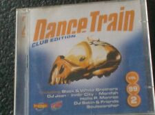 DANCE TRAIN 1999 Vol.2 (2 CD - Club Edition) Soulsearcher, Inner City, Lady Plus
