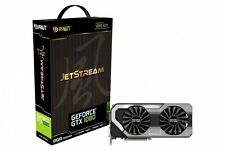 Palit NVIDIA GeForce GTX 1080 8GB GDDR5X JetStream Graphics Card