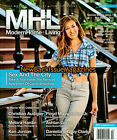 Modern Home + Living 2/10,Sarah Jessica Parker,February 2010,NEW
