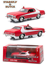 GREENLIGHT 1:43 HOLLYWOOD - STARSKY & HUTCH - 1976 FORD GRAN TORINO Diecast Car