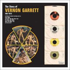"VERNON GARRETT STORY  ""CAVE MAN, ESCAPE, YOU BLEW MY MIND, LOVE JUNKIE ETC."""