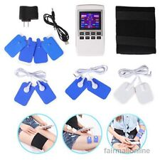 Brand New Electrotherapy Physiotherapy Pulse Massager Muscle Stimulator LCD