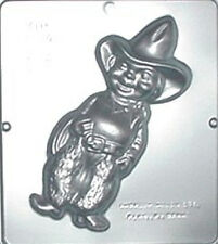 Cowboy Chocolate Candy Mold  544 NEW