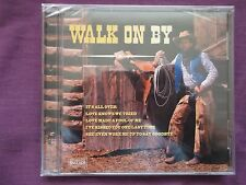 new WALK ON BY 16 track country music CD.